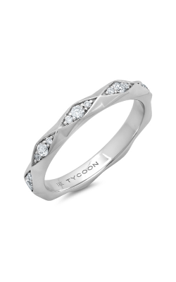 Tycoon Harlequin Wedding band TY-AQ955B product image
