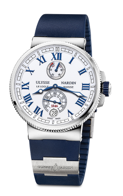 Ulysse Nardin Chronometer Watch 1183-126-3/40 product image