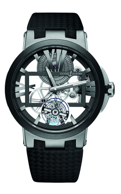 Ulysse Nardin Executive Skeleton Tourbillon Watch 1713-139 product image