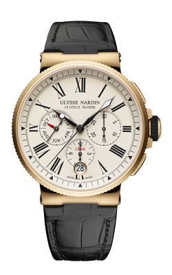 Ulysse Nardin Marine Chronograph Watch 1532-150/40 product image