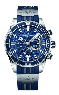 Ulysse Nardin Chronograph Watch 1503-151-3/93 product image