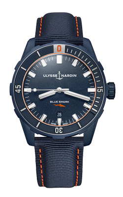 Ulysse Nardin 42 MM Watch 8163-175LE/93-BLUESHARK product image