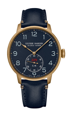 Ulysse Nardin Torpilleur Watch 1187-320LE/63 product image