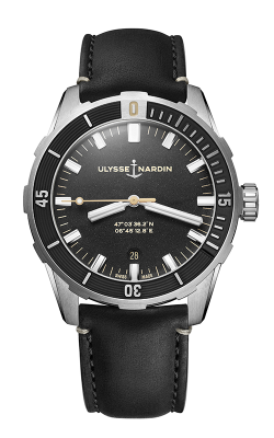 Ulysse Nardin 42 MM Watch 8163-175/92 product image