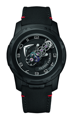 Ulysse Nardin Out Watch 2053-132/BLACK product image