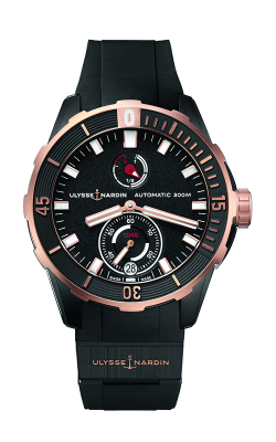 Ulysse Nardin Chronometer Watch 1185-170-3/BLACK product image