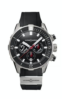 Ulysse Nardin Chronograph Watch 1503-170-3/92 product image