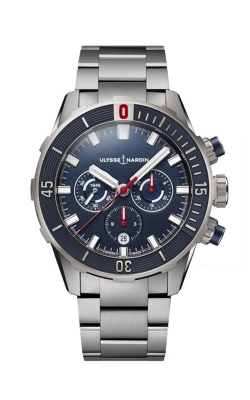 Ulysse Nardin Chronograph Watch 1503-170-7M/93 product image