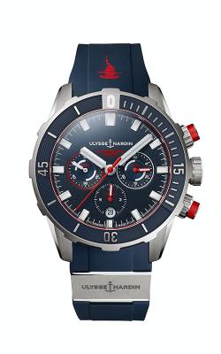 Ulysse Nardin Chronograph Watch 1503-170LE-3/93-HAMMER product image