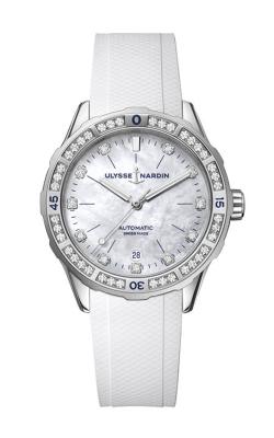 Ulysse Nardin Lady Diver Watch 8163-182B/10 product image
