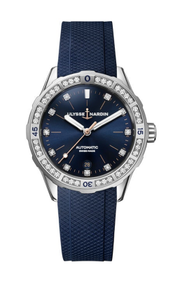 Ulysse Nardin Lady Diver Watch 8163-182B-3/13 product image