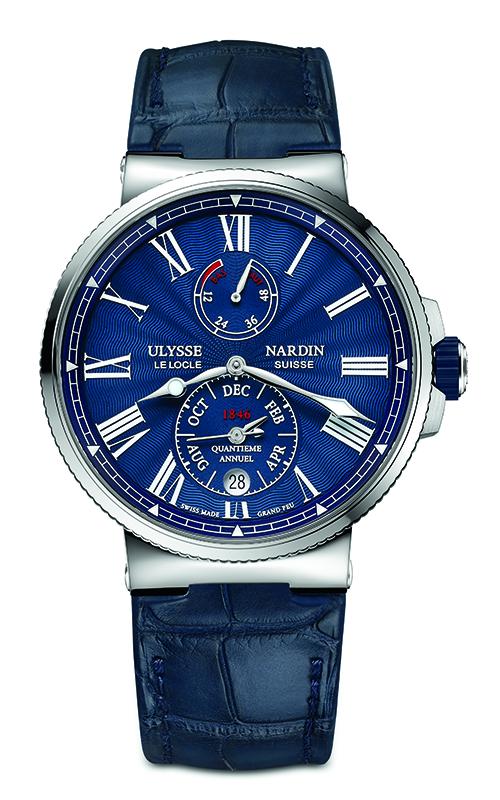 Ulysse Nardin Chronometer Watch 1133-210/E3 product image