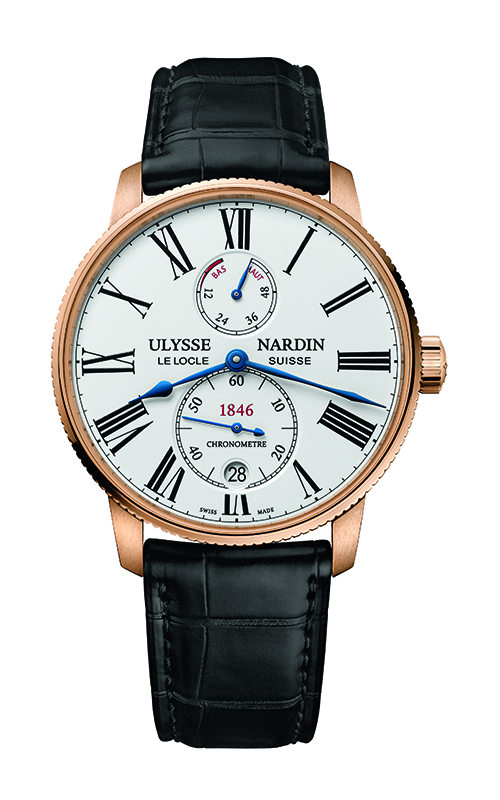 Ulysse Nardin Torpilleur Watch 1182-310/40 product image