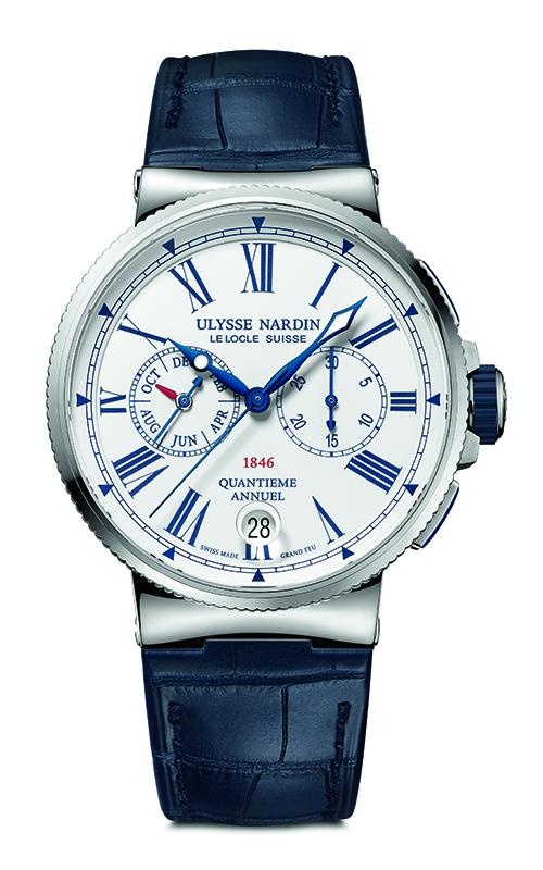 Ulysse Nardin Chronograph Watch 1533-150/E0 product image