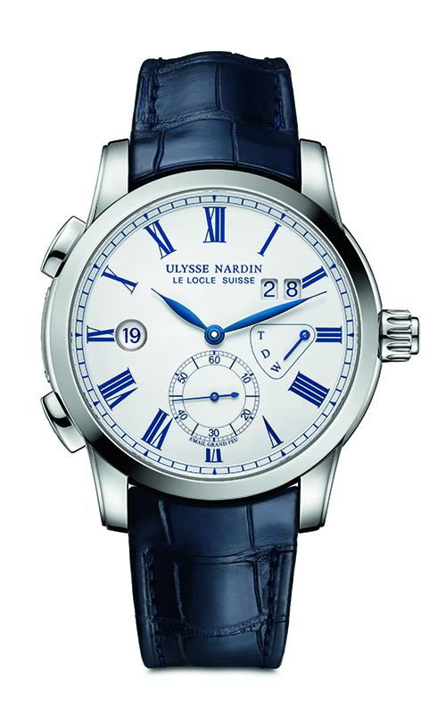 Ulysse Nardin Dual Time Watch 3243-132/E0 product image