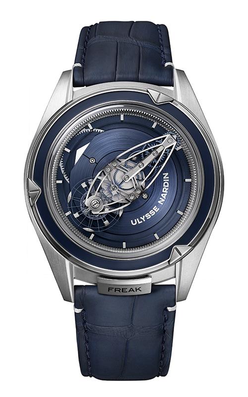 Ulysse Nardin Vision Watch 2505-250 product image