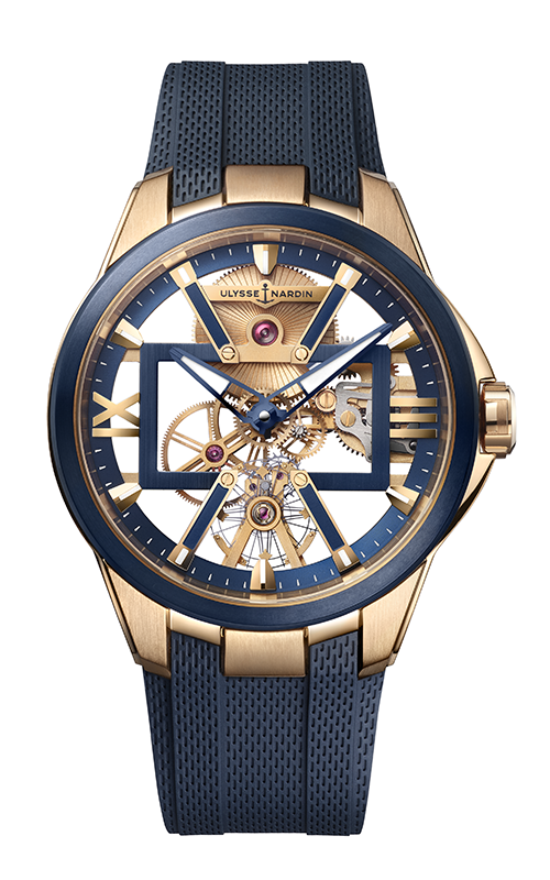 Ulysse Nardin Skeleton X Watch 3716-260/03 product image