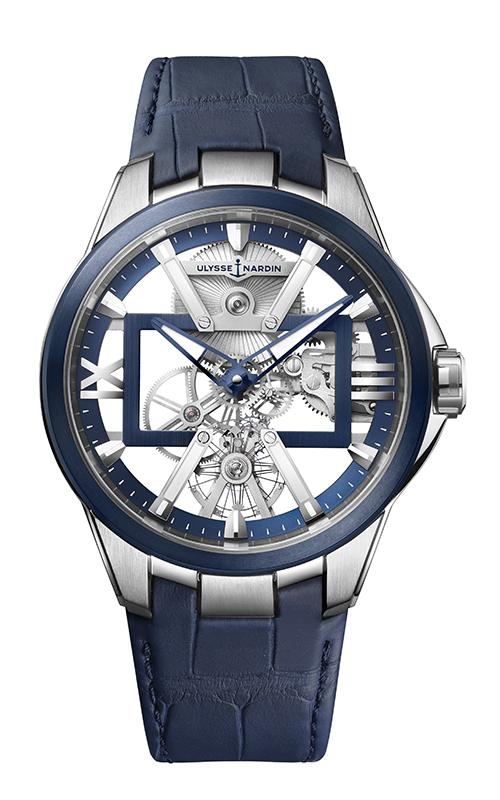 Ulysse Nardin Skeleton X Watch 3713-260/03 product image