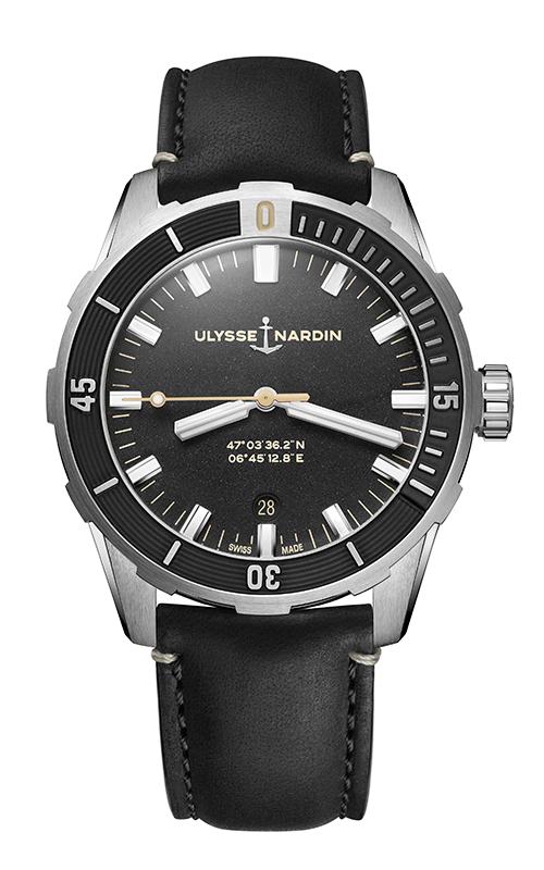 Ulysse Nardin 42 MM Watch 8163-175/92 product image