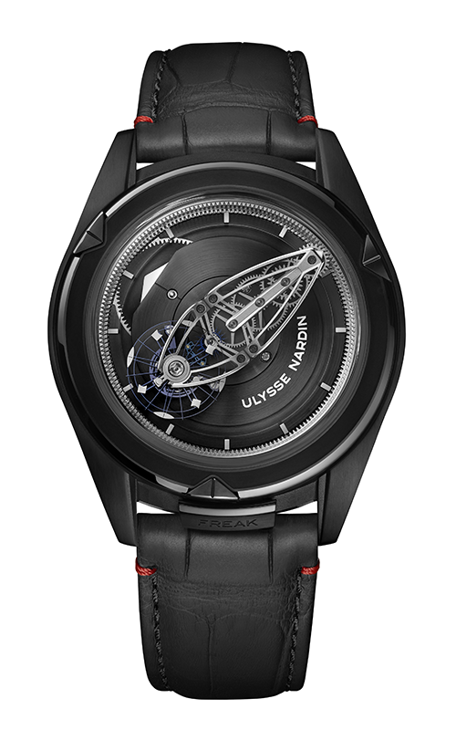Ulysse Nardin Vision Watch 2503-250/BLACK product image