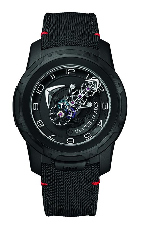 Ulysse Nardin Out Watch 2053-132/BLACK product image