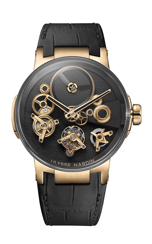 Ulysse Nardin Tourbillon Free Wheel Watch 1766-176 product image