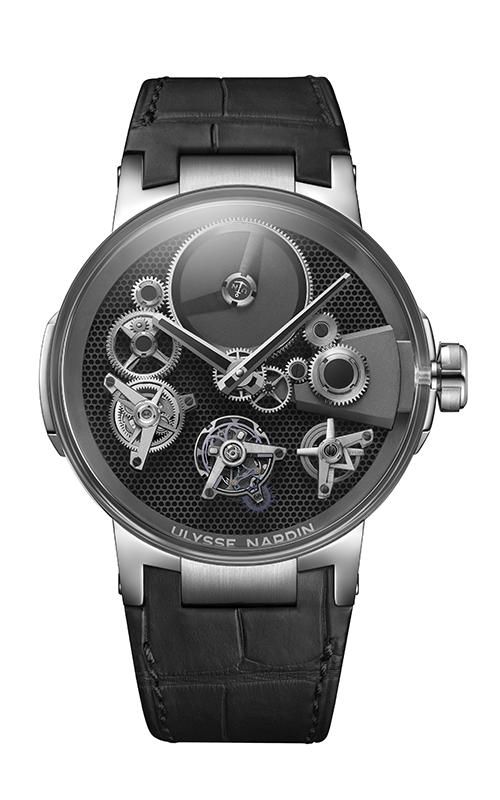 Ulysse Nardin Tourbillon Free Wheel Watch 1760-176 product image