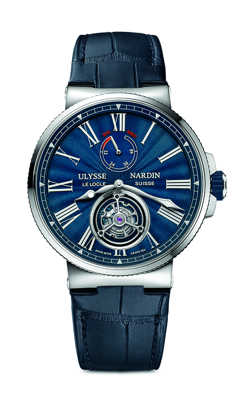 Ulysse Nardin Tourbillon Watch 1283-181/E3 product image