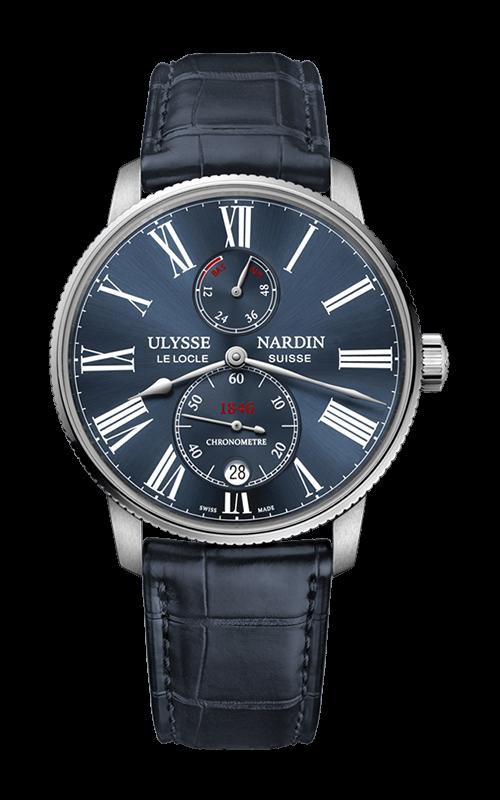 Ulysse Nardin Torpilleur Watch 1183-310/43 product image
