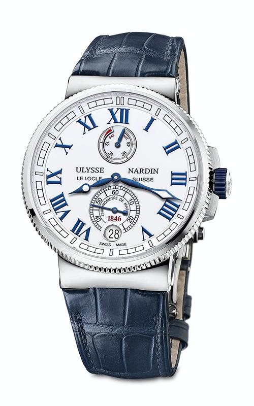 Ulysse Nardin Chronometer Watch 1183-126/40 product image