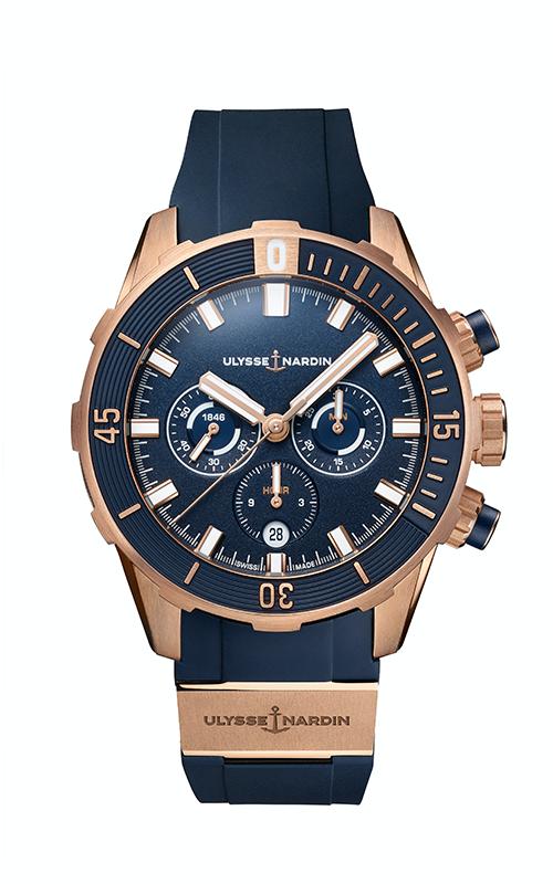 Ulysse Nardin Chronograph Watch 1502-170-3/93 product image