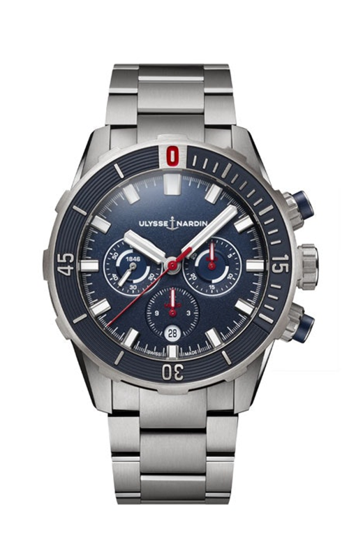 Ulysse Nardin Chronograph Watch 1503-170-7M/93 product image
