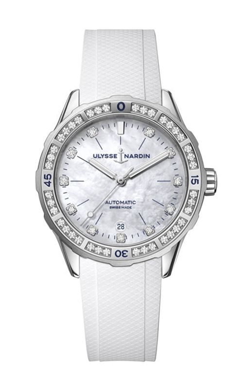 Ulysse Nardin Lady Diver Watch 8163-182B/10 product image