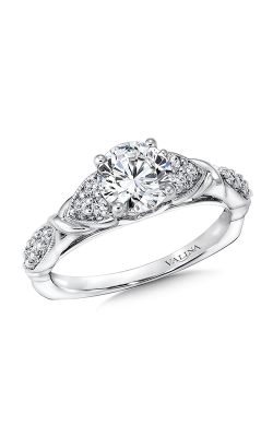 Valina Vintage Engagement Ring R9379W product image