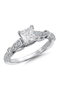 Valina Vintage Engagement Ring R9386W product image