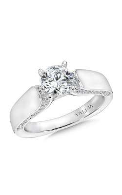 Valina Modern Engagement Ring R9069W product image