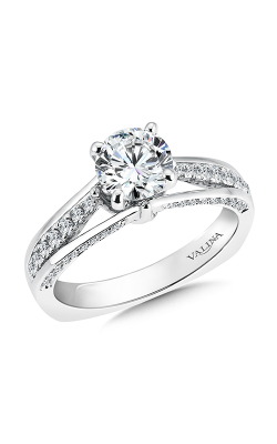 Valina Vintage Engagement Ring R9322W product image