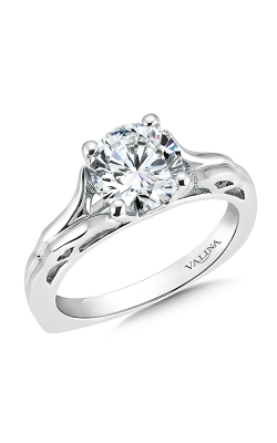 Valina Modern Engagement Ring R9418W 1 50 product image