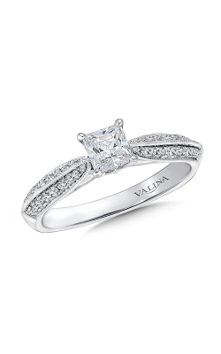 Valina Delicate Engagement Ring R9404W product image