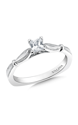 Valina Delicate Engagement Ring R9416W 33 product image