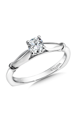 Valina Delicate Engagement Ring R9424W 33 product image