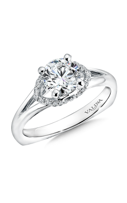 Valina Graceful Engagement Ring R9329W product image