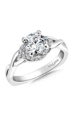 Valina Graceful Engagement Ring R9308W product image