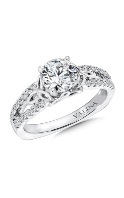 Valina Graceful Engagement Ring R9314W product image