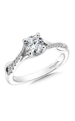 Valina Delicate Engagement Ring R9564W product image