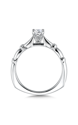 Valina Delicate Engagement Ring R9431W 33 product image