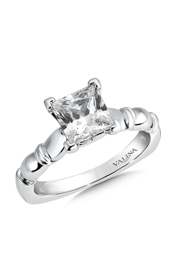 Valina Delicate Engagement Ring R9431W 1 50 product image