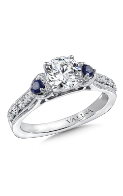 Valina Vintage Engagement Ring R9781WP-BSA product image