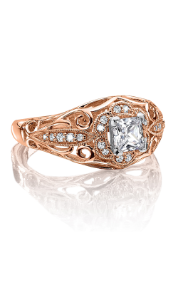 Valina Vintage Engagement Ring RQ9724P product image