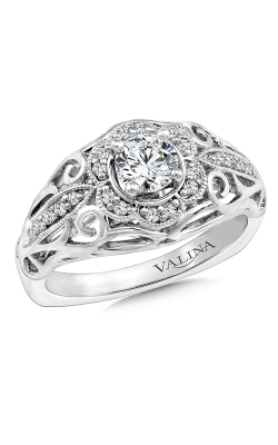 Valina Vintage Engagement Ring RQ9694W product image